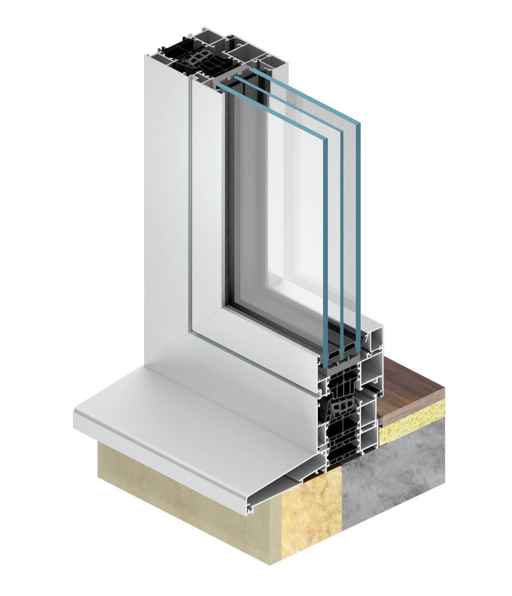Window and door systems | ALUPROF S A