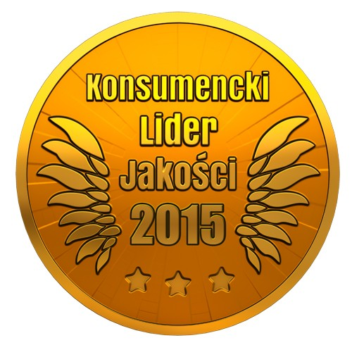 Consumer Leader of Quality Award 2015